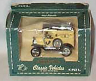 Anheuser Busch Model T Delivery Van by Ertl 1/43 scale