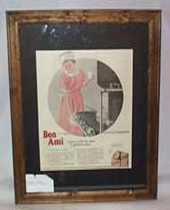 Bon Ami Magazine Advertisement from 1920
