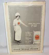 Gold Medal Flour Original Magazine Advertisement