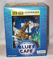 M and M Blues Cafe Dispenser, Ltd Ed.