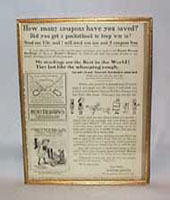 Buster Brown Stockings Original Ad