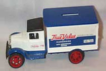 True Value Hardware Truck Bank