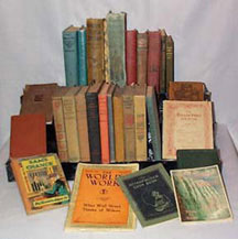 Vintage Books and Literature