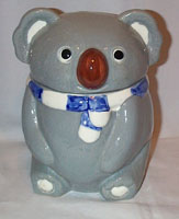 Koala Bear Cookie Jar