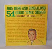 Bing Crosby and his Friends Record 1961
