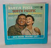 South Pacific Broadway Cast Recording, Mary Martin