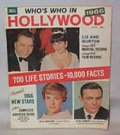 Who's Who in Hollywood Magazine 1966