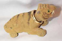 Bobble Head Tiger, vintage