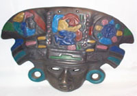 African Mask, ornate wall decoration