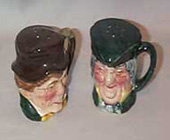 Toby Salt and Pepper Set