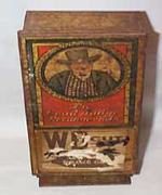 W. B. Cut Tobacco Metal Holder