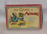 Game of Authors Vintage by Parker Bros.