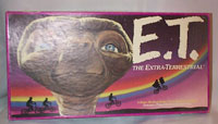 """E.T. The Extra-Terrestrial"" Parker Brothers Board Gamel"