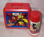 Dick Tracy Lunchbox and Thermos by Aladdin