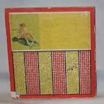 Punch Card Vintage Board Game