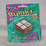 Rubik's Mini Cube, original Package 1974