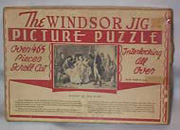 Vintage Windsor Jig Picture Puzzle