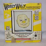 """Wooly Willy"" Magnetic Personality, Vintage Game"